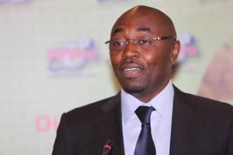 Cyrille Domoraud, président de l'Afi refuse de suivre Didier Drogba. (DR)