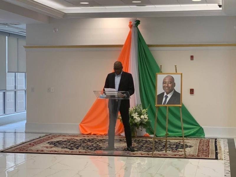SEM Haïdara Mamadou, Ambassadeur de Côte d'Ivoire aux USA