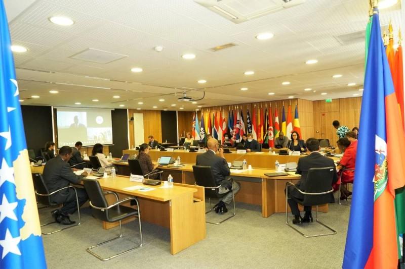 110e session du Conseil Permanent de la Francophonie (CPF)