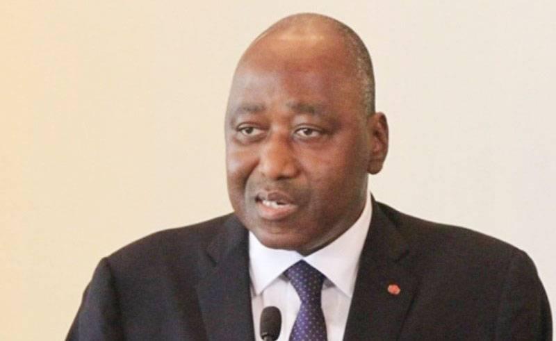 Amadou Gon Coulibaly, ex-Premier ministre ivoirien. (DR)