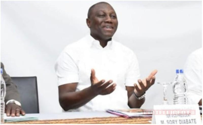 Le président Sory Diabaté est désormais focalisé sur les élections du 5 septembre. (DR)
