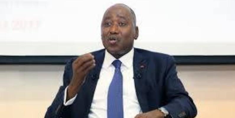 Le Premier ministre, Amadou Gon Coulibaly, décédé le 8 juillet à Abidjan. (DR)