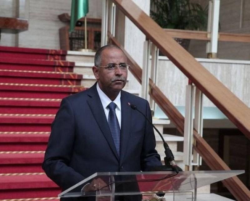 Le secrétaire général de la présidence, le ministre Patrick Achi