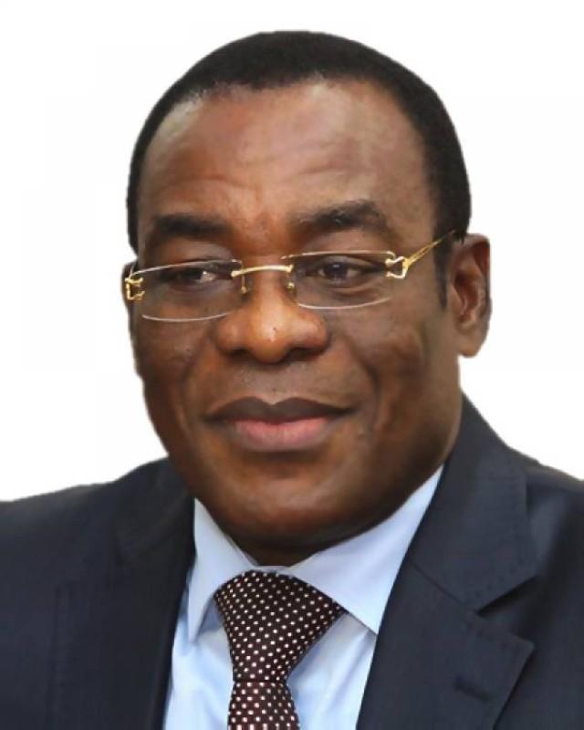 Pascal Affi N'Guessan, président du Fpi.(DR)