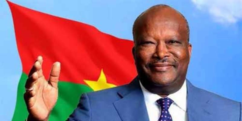 Roch Marc Christian Kaboré veut un second mandat à la tête du Burkina Faso.(DR)