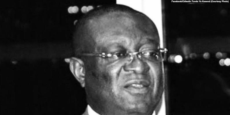 Le ministre de la Justice, Célestin Tunda ya Kasende, a rendu sa démission.(DR)