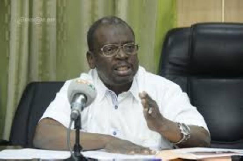 Kouyaté Abdoulaye, chef de cabinet du ministre de l'Éducation nationale, de l'Enseignement technique et de la Formation professionnelle. (DR)