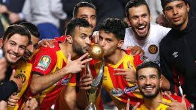 L'Espérance de Tunis, vainqueur de l'édition 2019.