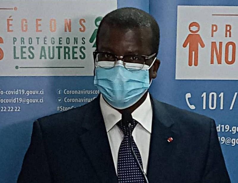 Le Maire de Katiola, Thomas Camara. (DR)