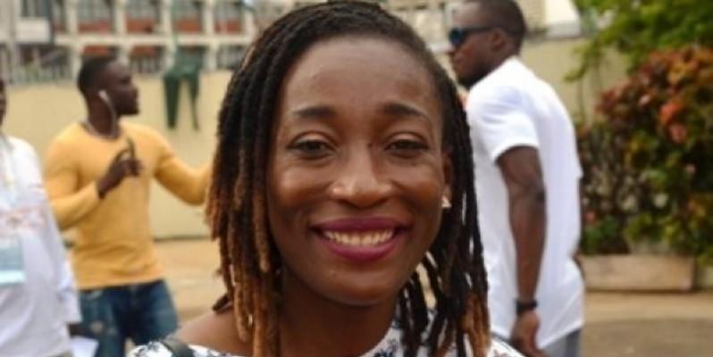 Marie Josée Ta Lou, la sprinteuse ivoirienne. (DR)