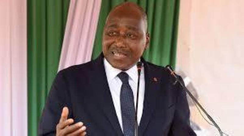 L'ex-Premier ministre ivoirien Amadou Gon Coulibaly. (DR)