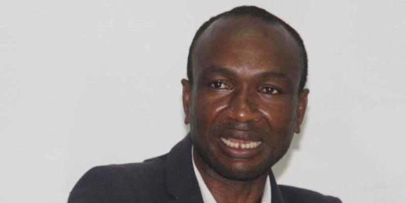 Gnenegneré Drissa Fabrice Ouattara invite les autorités à investir dans la jeunesse. (DR)