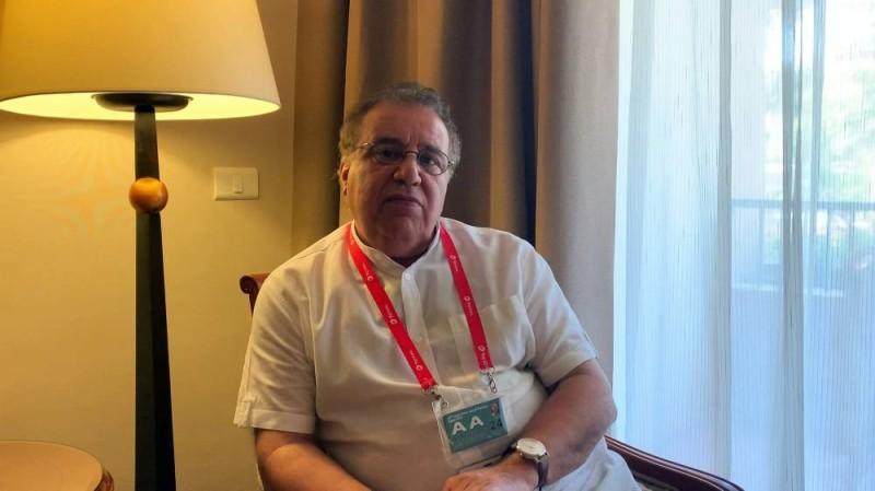 Hedi Hamel, conseiller du président de la Caf (DR)