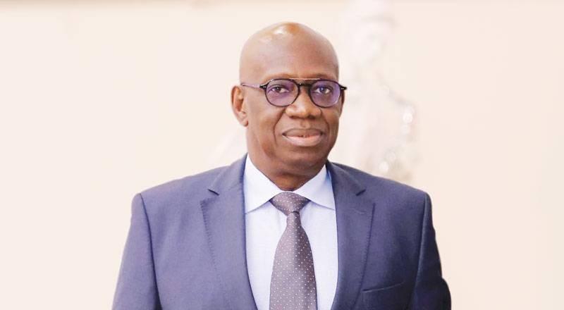 Dramane Coulibaly, DG de la Lonaci, élu nouveau président de l'Association des loteries d'Afrique (Ala). (DR)