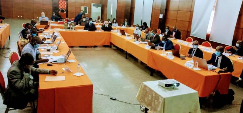 L'Afor et ses partenaires techniques ont scruté la question de l'établissement de cartes provisoires de délimitation des territoires de villages. (DR)