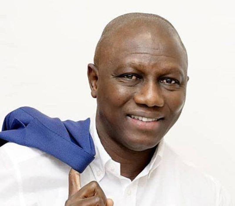 """Sory Diabaté propose """"Pour la grandeur du football ivoirien"""". (DR)"""