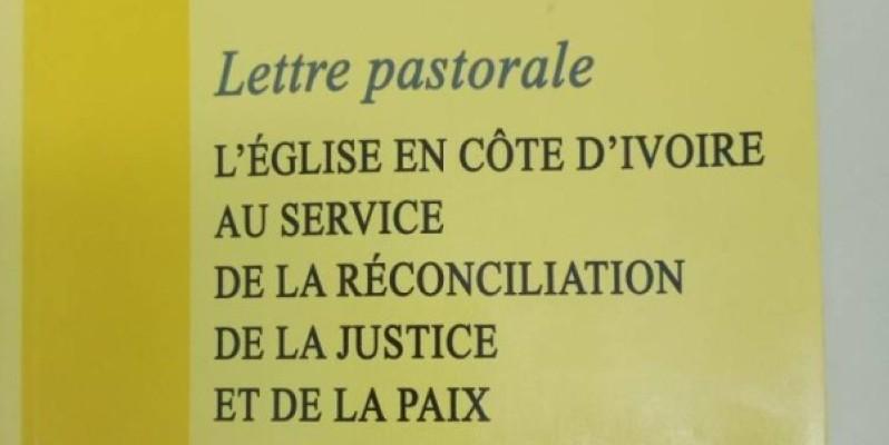 Avec cet ouvrage, l'Église catholique se positionne comme un acteur de la réconciliation. (MAD)