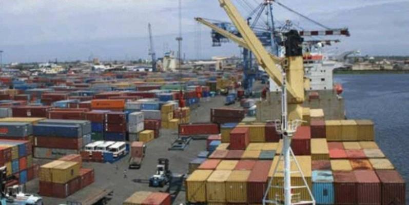 Une vue du Port autonome Abidjan. (DR)