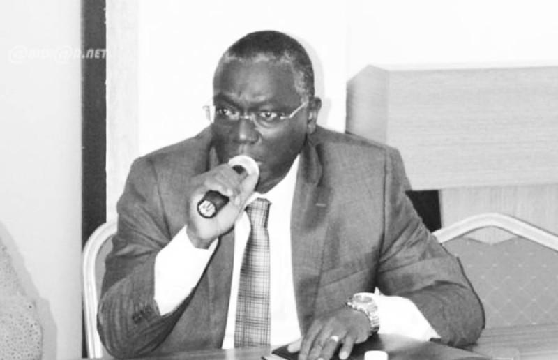 Le Pr. N'galadjo Bamba et le Pr. Kanvaly Diomandé ont invité les participants à tirer le meilleur de la formation. (DR)