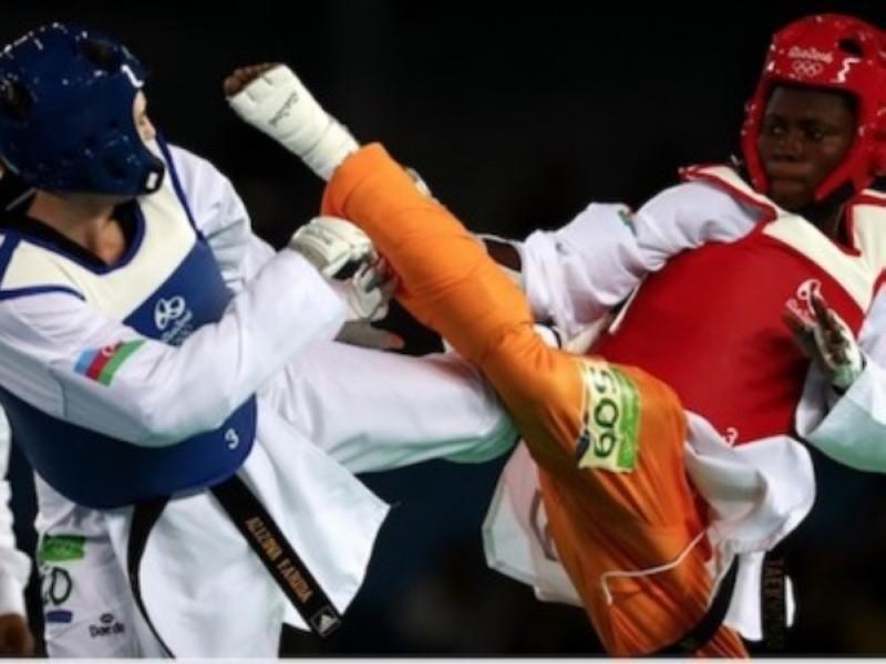 Après quatre mois d'absence due au coronavirus, le taekwondo reprend progressivement ses droits en Côte d'Ivoire. (DR)
