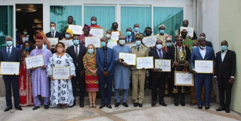 Les lauréats de l'édition 2020 du Pad. (DR)