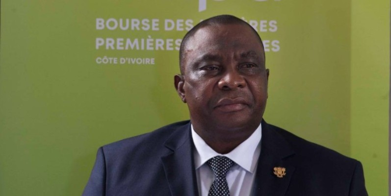 Kobenan Kouassi Adjoumani, ministre de l'agriculture et du développement rural. (DR)