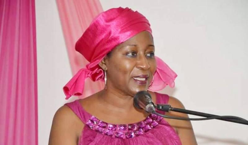 Désirée Djomand, présidente de la Plateforme mondiale des femmes entreprenantes. (DR)