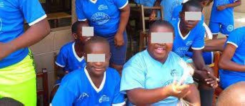 Des enfants en situation de handicap. (DR)