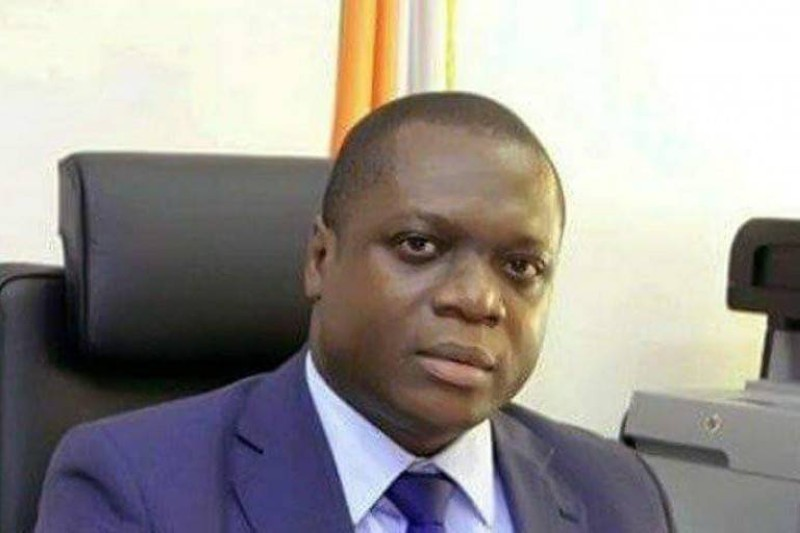 Mesmin comoé, président du GSE (DR)