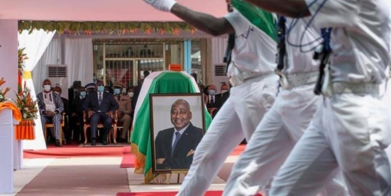 Hommage de la Nation au Premier ministre, Amadou Gon Coulibaly. (DR)