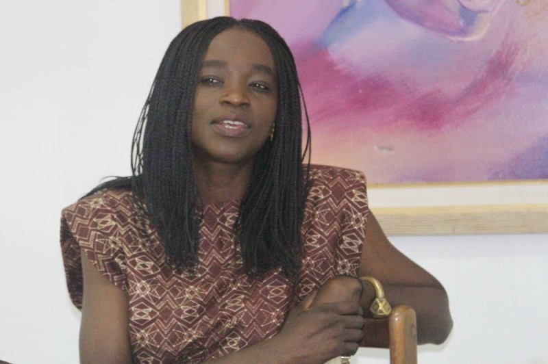 Anna-Alix Koffi, directrice de ''Création''. (DR)