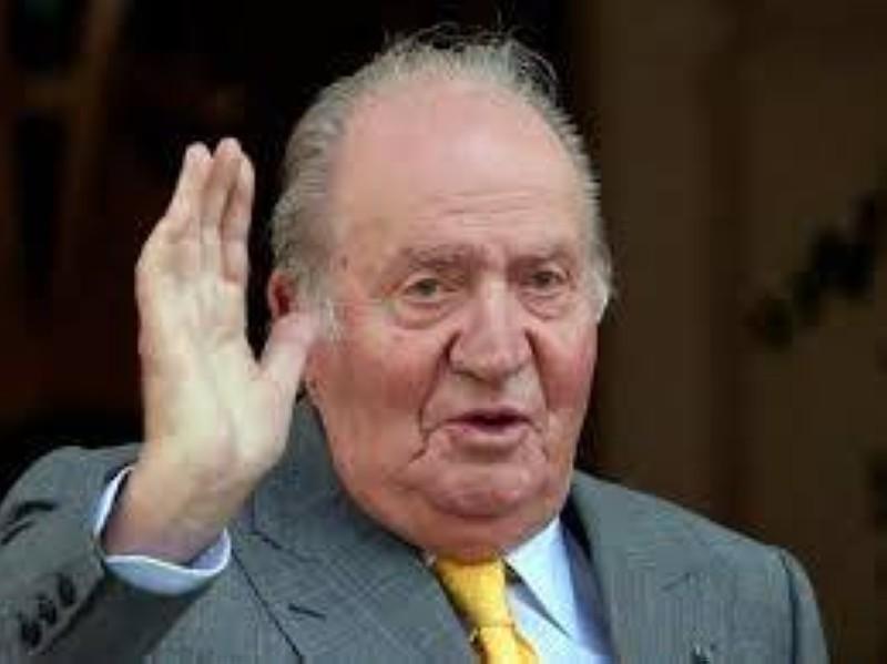 L'ancien roi d'Espagne Juan Carlos va quitter le pays. (DR)