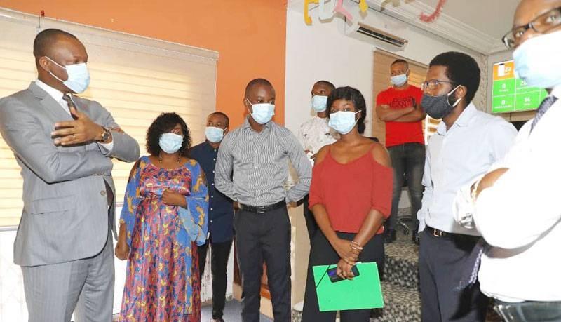 Mamadou Touré a traduit la reconnaissance du gouvernement ivoirien à Spi Holding et à Peg Africa. (DR)