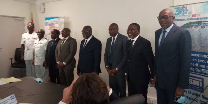 Les membres du Comité stratégique de l'ISMI