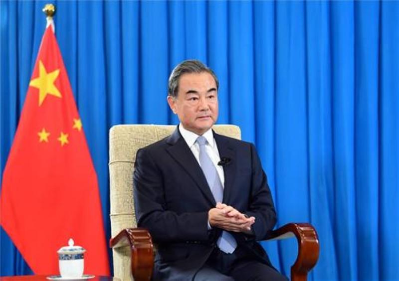 S. E. M Wang Yi, Conseiller d'Etat et Ministre des Affaires Etrangères