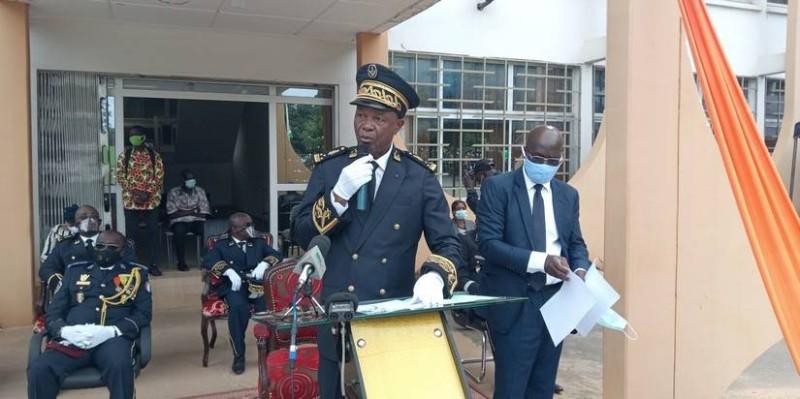 Le préfet de région du Gontougo, préfet du département de Bondoukou, Sory Sangaré. (DR)
