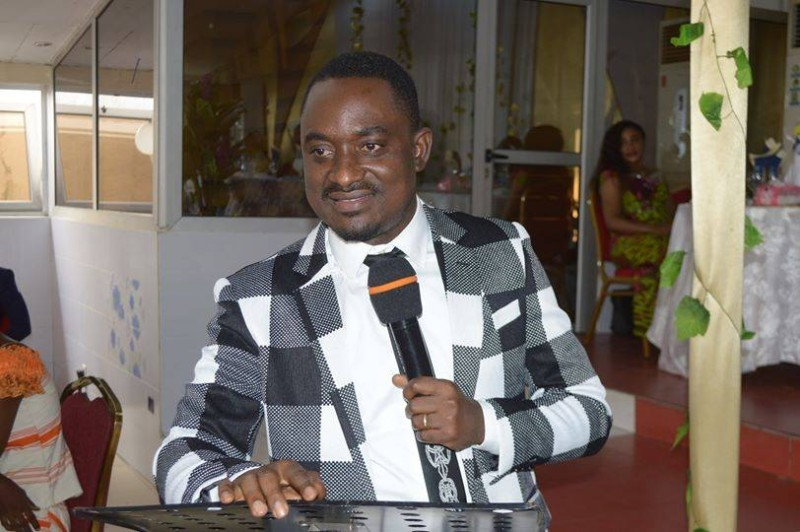 Le prophète Franck Mahi, fondateur des églises la Montagne des Oliviers. (DR)