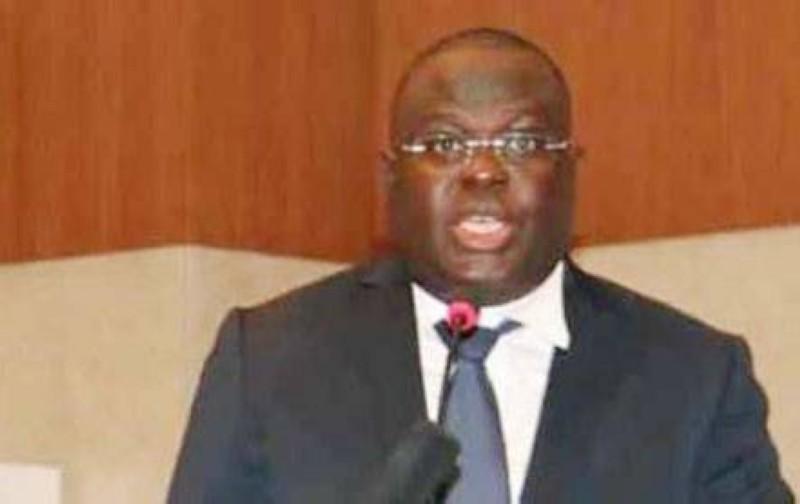 Hervé Zongo, directeur général du groupe CMA CGM. (DR)