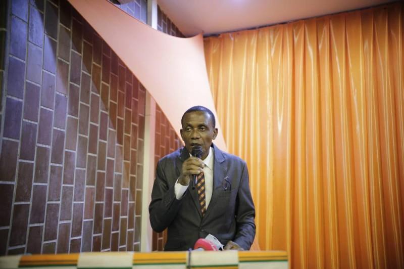 L'administrateur civil, Konan-Yahaut Cyriaque (DR)