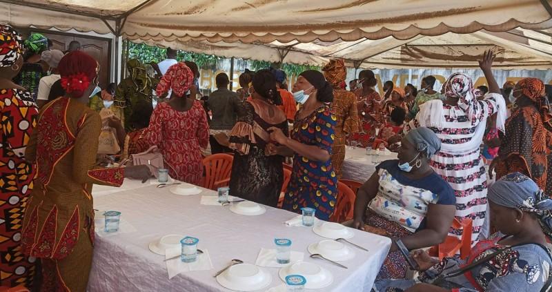 Les retrouvailles de la jeunesse féminine d'Abobo-Anyama