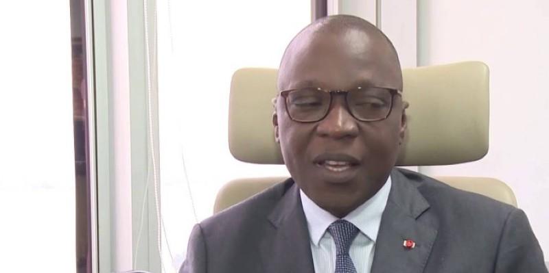 Amadou Koné assure les acteurs des Transports de sa disponibilité à poursuivre le dialogue. (Dr)