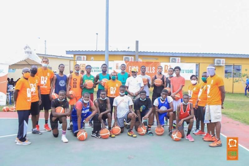 La Côte d'Ivoire a encore démontré qu'elle est vivier de basket-ball. (DR)