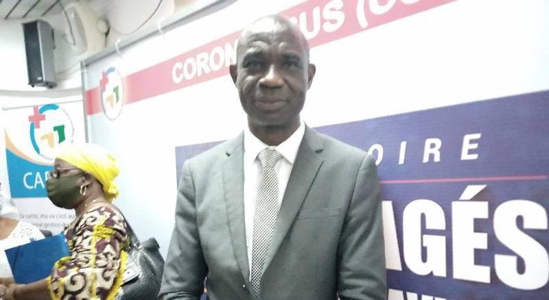 Dr Tanoh Gnou, directeur coordonnateur du Programme national de la santé de la mère et de l'enfant (Pnsme). (DR)