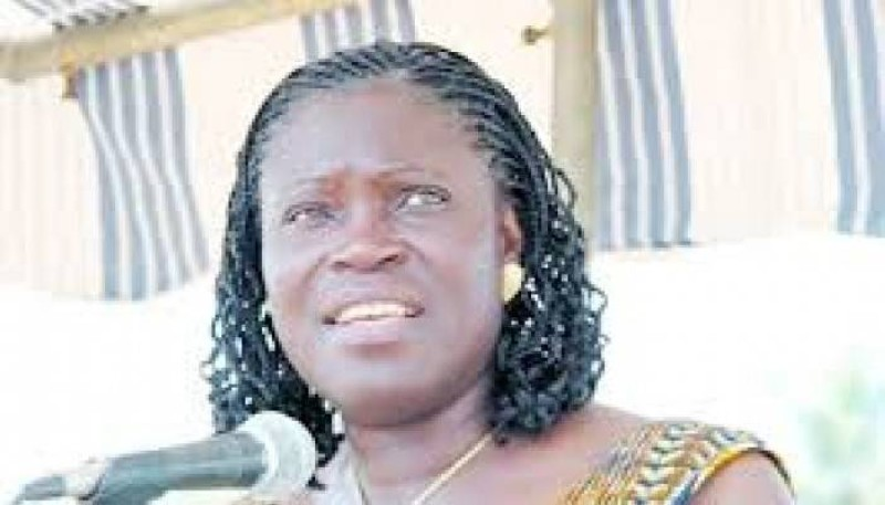 Simone Gbagbo invite les Ivoiriens à une élection apaisée. (DR)