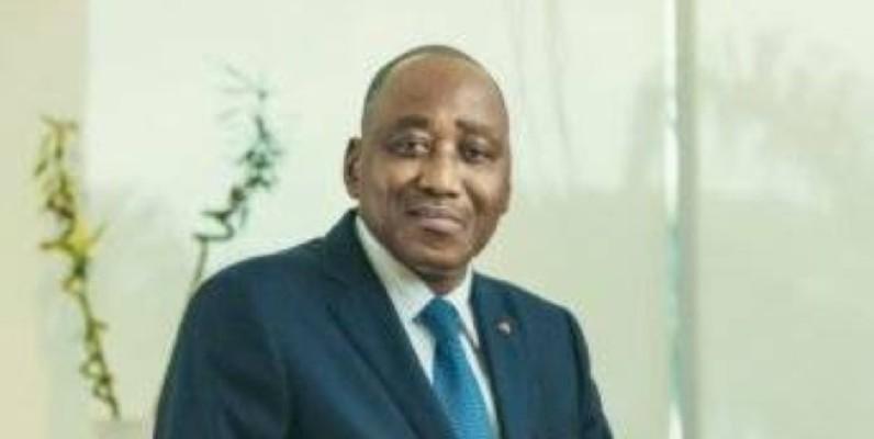 Feu Amadou Gon Coulibaly était à l'écoute de la grande famille culturelle. (DR)