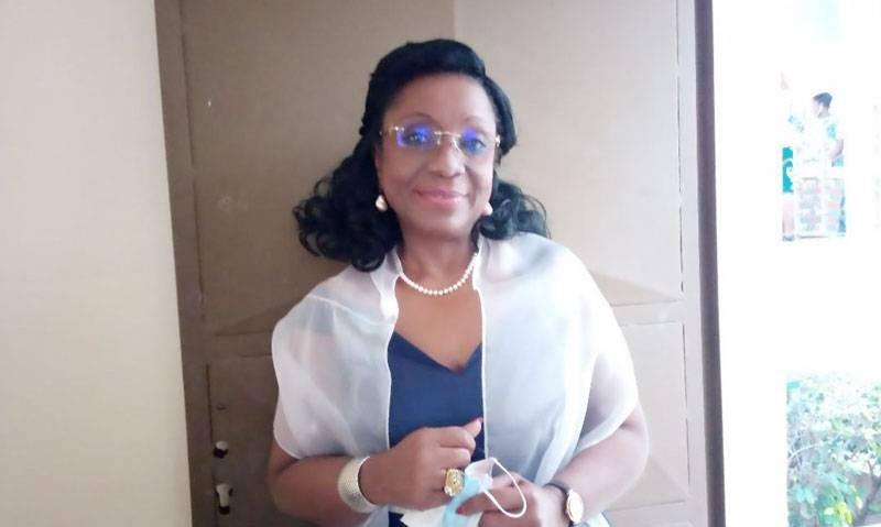 Pr Kouassi Gofri Marie Chantal,  directrice générale de l'Autorité de radioprotection, de sûreté et sécurité nucléaires (Arsn). (DR)