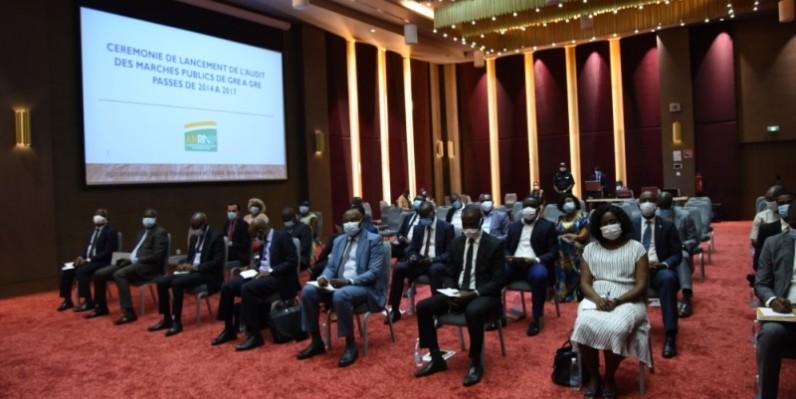 Le lancement de l'audit des marchés de gré à gré de la période 2014-2017 a eu lieu lors d'une cérémonie organisée au siège de l'Anrmp. (DR)