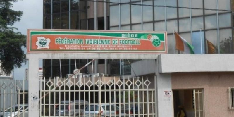 Siège de la Fédération ivoirienne de football. (Dr)