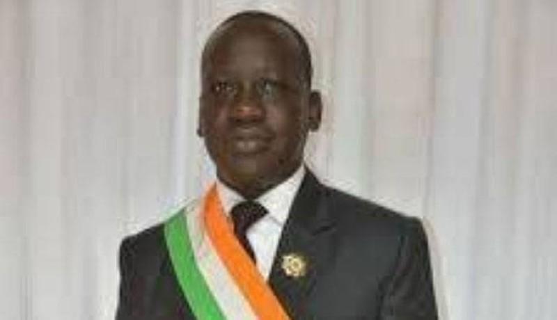 Yao Kouadio Séraphin, député de Dimbokro et vice-président de l'Assemblée nationale. (DR)