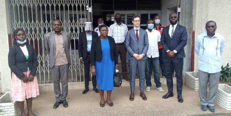 Action des chrétiens pour l'abolition de la torture de Côte d'Ivoire (Acat-Ci) veut vulgariser le nouveau code de procédure pénale. (DR)